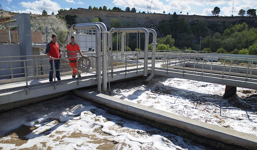 Veolia produce un 30% más de agua potable en España en 2019