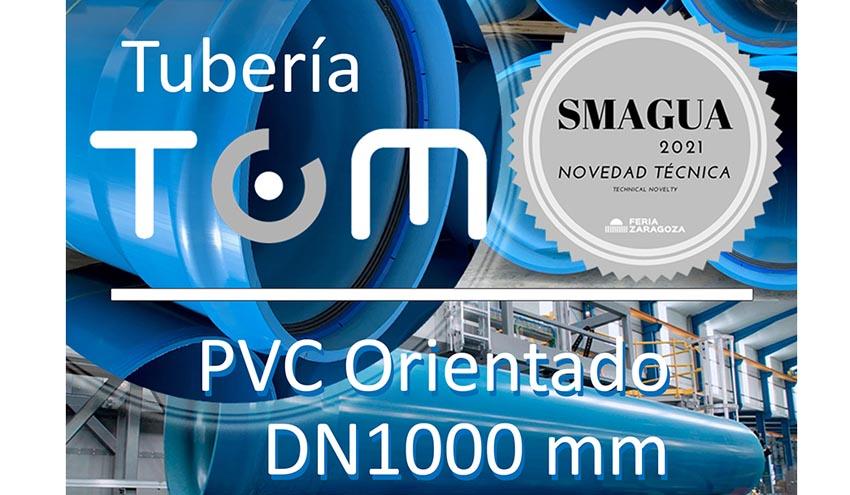 Molecor, presente en Smagua 2021