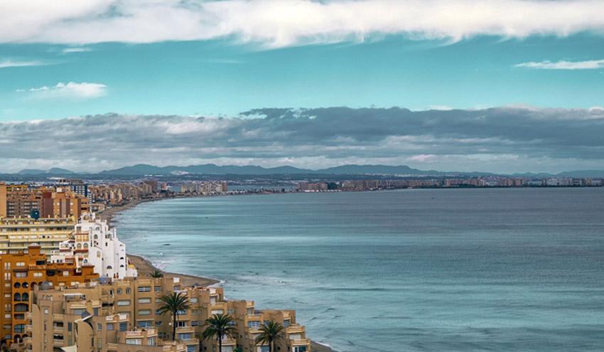 Medio Ambiente autoriza el vertido fortuito al Mar Menor del aliviadero del bombeo de la Rambla del Albujón