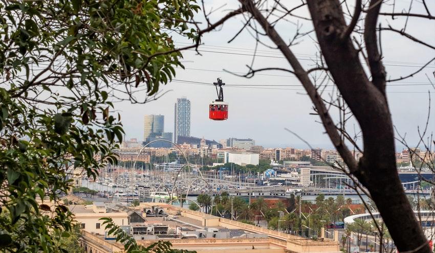 El AMB declara la emergencia climática en la metrópolis de Barcelona