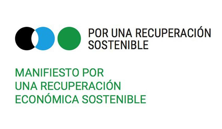 Por una #RecuperaciónSostenible