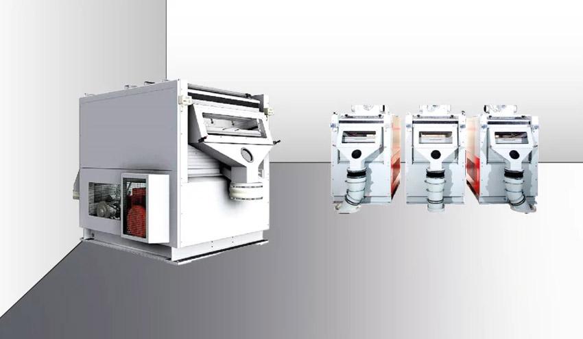Grupo SPR comercializa la Mesa Densimétrica TTS de TRENNSO- TECHNIK