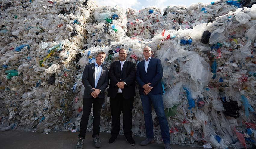 De basura a tesoro: Daly Plastics transforma plásticos agrícolas en un regranulado de alta calidad
