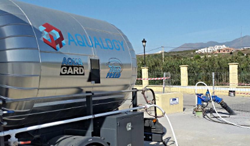 SUEZ Advanced Solutions mejora la eficiencia de un pozo en Manilva con su tecnología Aquagard