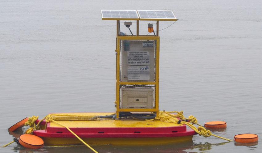 """s::can y Aaxis ganan el contrato de suministro de datos para el proyecto """"Indian Clean Ganga Project"""""""