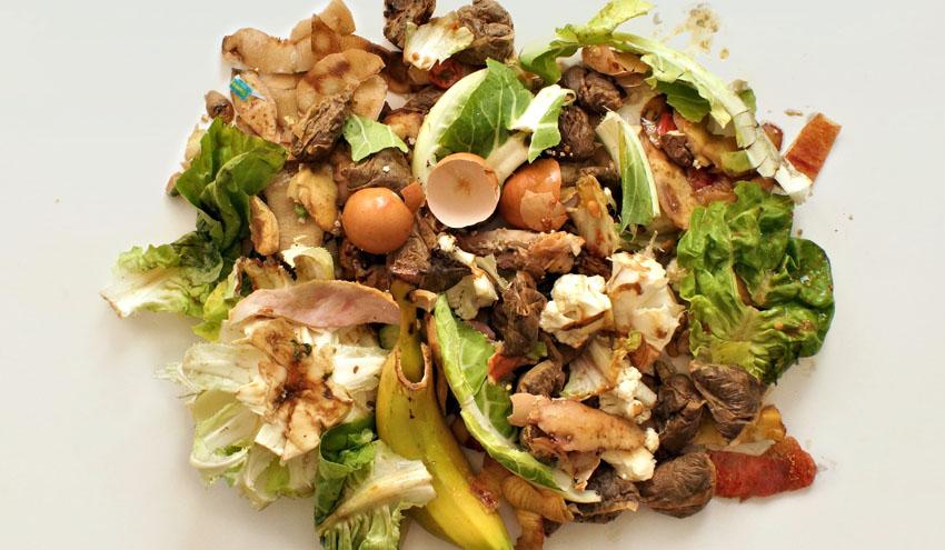 El desperdicio de alimentos supone malgastar más de 130 litros de agua por persona y día