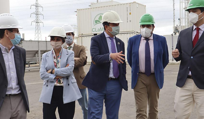 La biorrefinería Clamber recibe 2,4 millones de euros para el desarrollo de nuevas investigaciones