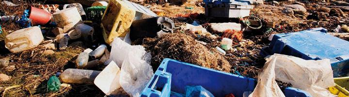 Según Eurostat el 31% de los residuos en Europa se envió a vertedero en 2013, en España la cifra aumenta hasta el 60%