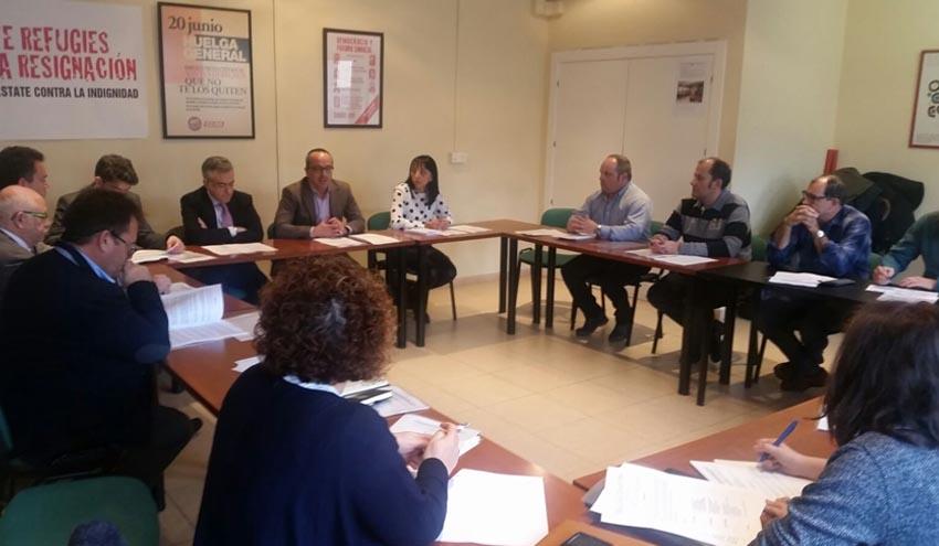 La industria cementera en Castilla y León transforma el 25% de los residuos de la región en energía