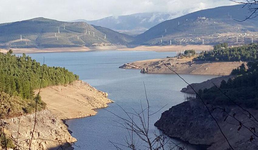 Avanza el proyecto de saneamiento integral del río Barbaña (Ourense)