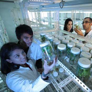Cuidando el agua en la industria
